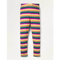 Fun Leggings Multi Girls Boden, Pink