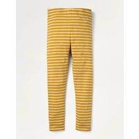 Fun Leggings Honeycomb Yellow/ Ivory Boden, Honeycomb Yellow/ Ivory