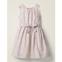 Vintage Dress Ivory Girls Boden, Ivory