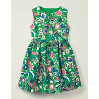 Vintage Dress Green Girls Boden, Green