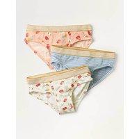 Pants 3 Pack Multi Girls Boden, Multi