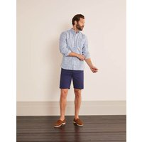 Chino Shorts Navy Men Boden, Navy