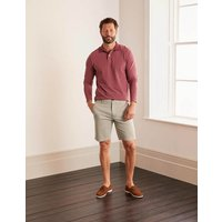 Chino Shorts Natural Men Boden, Natural