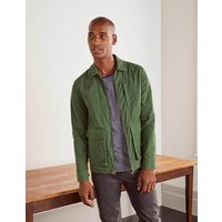Boden Hexham Zip Jacket Green Men Boden, Green