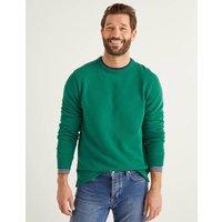 Elveden Sweatshirt Green Men Boden, Green