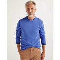 Boden Elveden Sweatshirt Blue Men Boden, Blue