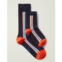 Mini-Me-Socken Navy Herren Boden, Navy