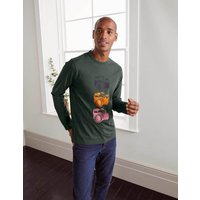 Long Sleeve Graphic T-Shirt Cameras Men Boden, Cameras