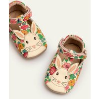 Novelty Leather Shoes Multi Baby Boden, Multicouloured