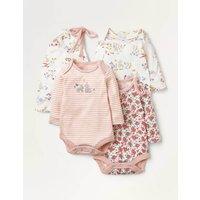 Essential Bodies 3 Pack Multi Baby Boden, Multicouloured