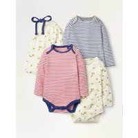 Essential Bodies 3 Pack Ivory Baby Boden, Ivory