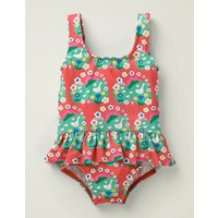 Printed Swimsuit Multi Baby Boden, Multicouloured
