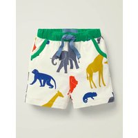 Essential Jersey Shorts Multi Baby Boden, Multicouloured