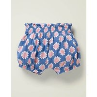 Baby Printed Jersey Bloomers Blue Baby Boden, Blue