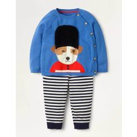 Sprout Knitted Playset Blue Baby Boden, Blue