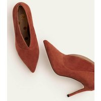 Shrewsbury Shoe Boots Brown Christmas Boden, Red