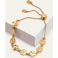 Mini Disk Bracelet Gold Women Boden, Gold