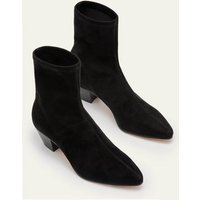 Western Stretch Boots Black Women Boden, Black