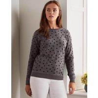 The Sweatshirt Grey Women Boden, Black