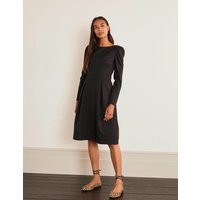 Boden Melanie Ponte Dress Black Women Boden, Black