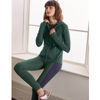 Mischa Zip Through Jacket Green Women Boden, Green