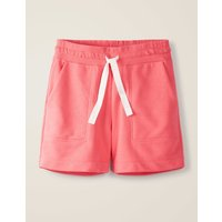 Thelma Jersey Shorts Pink Women Boden, Pink