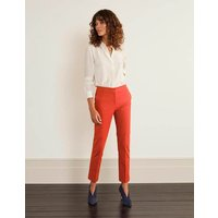 Richmond 7/8 Trousers Orange Sunset Women Boden, Orange Sunset