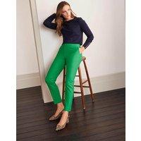 Richmond 7/8 Trousers Rich Emerald Women Boden, Rich Emerald