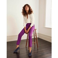 Richmond 7/8 Trousers Jewel Purple Women Boden, Jewel Purple