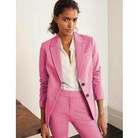 Smyth Ponte Blazer Pink Women Boden, Pink