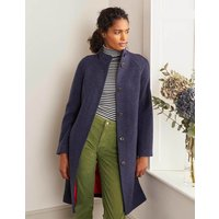 Cartwright Coat Navy Christmas Boden, Navy