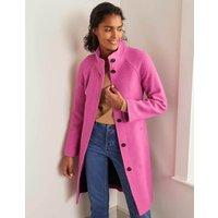 Cartwright Coat Berry Sorbet Women Boden, Berry Sorbet