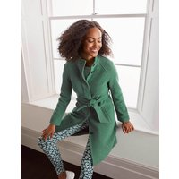 Cartwright Coat Green Christmas Boden, Green