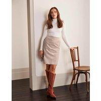 Beresford Mini Skirt Natural Women Boden, Natural
