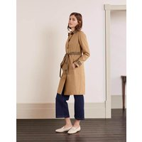 Mark Trench Coat Camel Women Boden, Camel