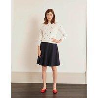 Fairlie Full Mini Skirt Navy Women Boden, Navy