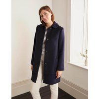 Clifford Coat Navy Women Boden, Navy