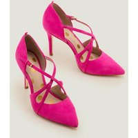 Rosemary Heels Pink Women Boden, Multicouloured