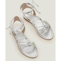 Lucinda Gladiator Sandals Silver Women Boden, Silver