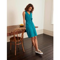Giselle Jersey Dress Blue Women Boden, Blue
