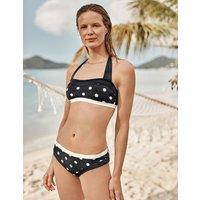Santorini Bikini Bottoms Navy Women Boden, Navy