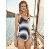Boden Symi Swimsuit Navy Women Boden, Navy