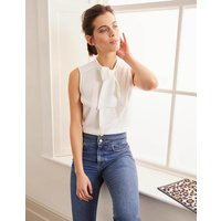 Maggie Blouse Ivory Women Boden, Ivory