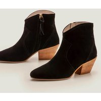 Northumbria Ankle Boots Black Women Boden, Black