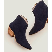 Northumbria Ankle Boots Navy Women Boden, Navy
