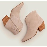 Northumbria Ankle Boots Natural Women Boden, Beige