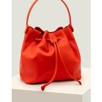 Boden Octavia Drawstring Bag Orange Women Boden, Orange
