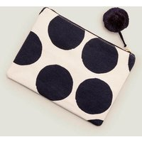 Canvas Pouch Natural Women Boden, Natural