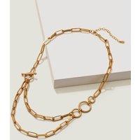Bar Necklace Gold Women Boden, Gold