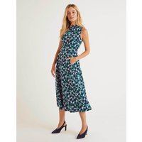 Miriam Ponte Midi Dress Green Women Boden, Green